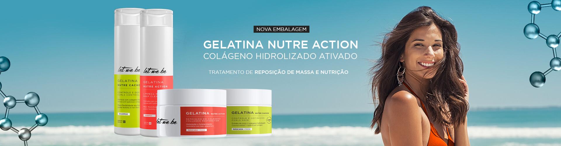 Gelatina Nutre Care