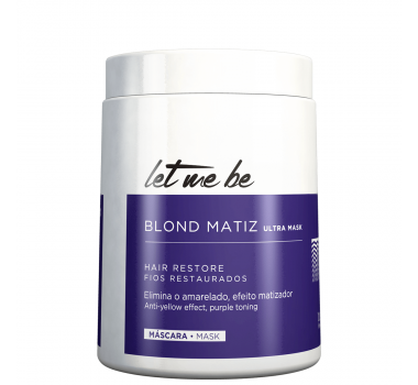 Blond Matiz Ultra Mask Hair Restore 1kg