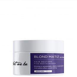 Btx Blond Matiz Ultra Mask - Efeito Matizador | 250g