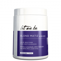 Blond Matiz Ultra Mask Hair Restore (1 produto)