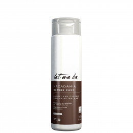 Shampoo Macadâmia Nature Care - Limpeza profunda | 240ml