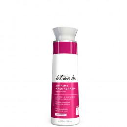 Shampoo Supreme Keratin - Antirresíduo | 500 ml