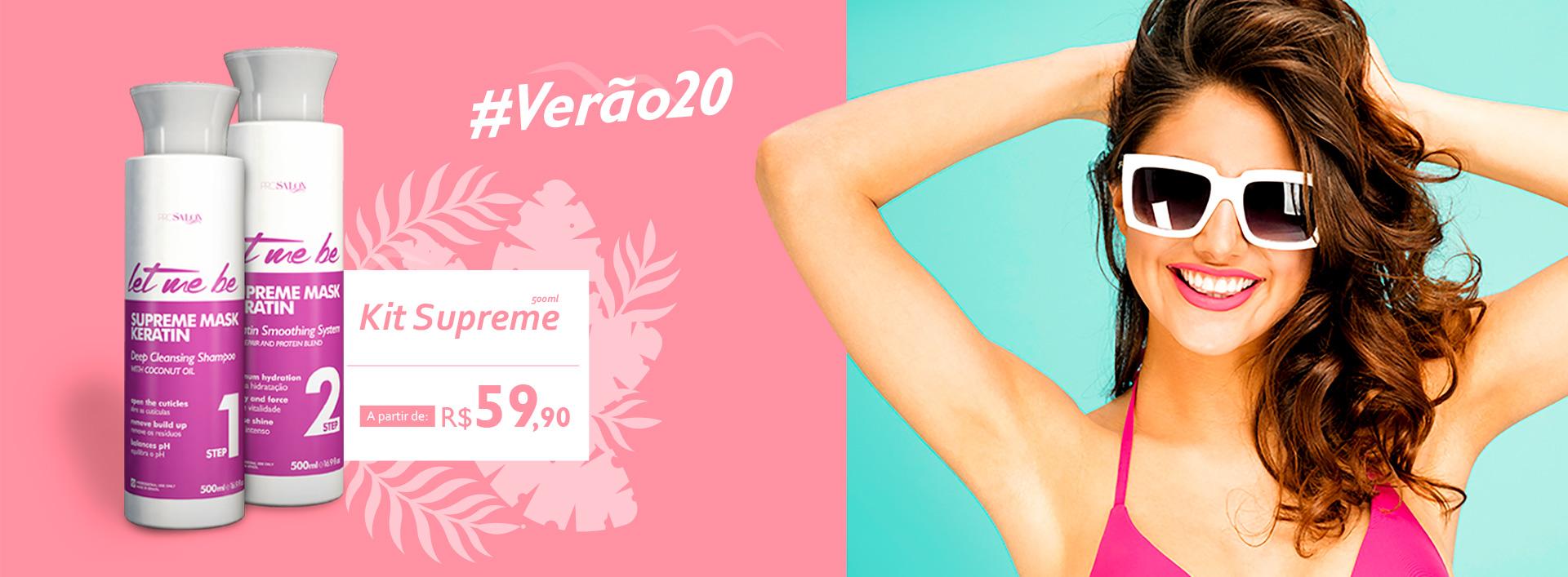 VERÃO - SUPREME 500ml